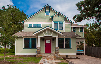 Houzz Tour: A Craftsman Cottage Expands for a Growing Family
