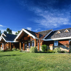 Craftsman Exterior by Highland Group