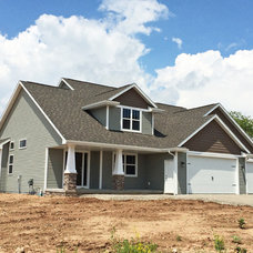 Craftsman Exterior by Cypress Homes, Inc.