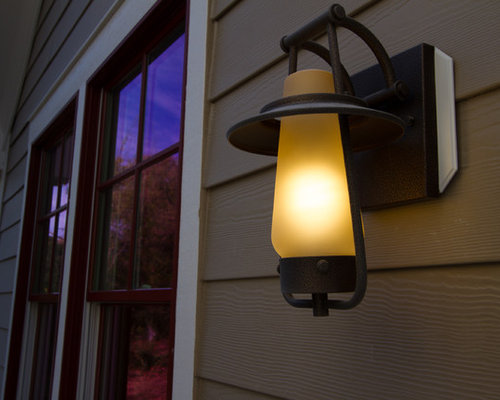 Craftsman Exterior Lighting | Houzz