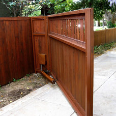 by Harwell Fencing and Gates Inc