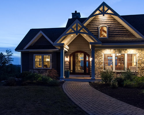 Best Craftsman Portland Maine Exterior Home Design Ideas