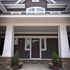 Craftsman Exterior by Troxel Custom Homes
