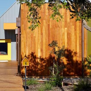 Minimalist exterior home photo in Adelaide