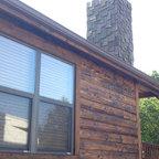 Chalk Hill Off Grid Cabin Rustic Exterior Sacramento