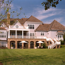 Traditional Exterior by AF Prince Associates Public Relations/Marketing