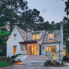 Traditional Exterior by Ruff Reams Building Co.