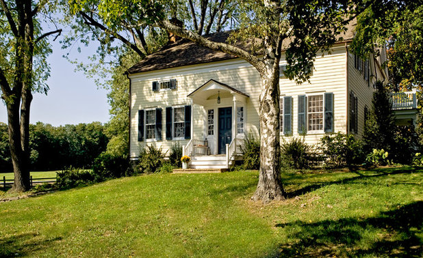 Timeline of american house styles for Traditional american architecture
