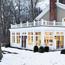 Sunrooms and enclosed porches