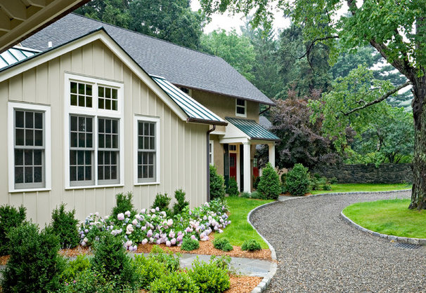 Traditional Exterior by Crisp Architects
