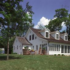 Farmhouse  by Crisp Architects