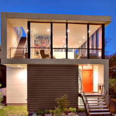 Modern Exterior by Chris Pardo Design - Elemental Architecture