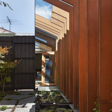 Contemporary Exterior by FMD Architects