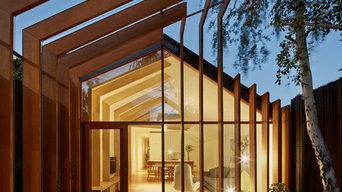 Cross-Stitch House