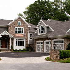 Traditional Exterior by Riley Custom Homes & Renovations