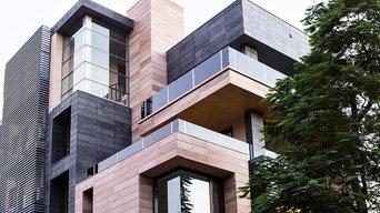 Cuboid House