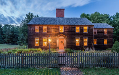 Houzz Tour: Colonial-Era Home Puts Down New Roots on a Farm