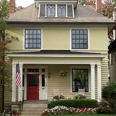 Traditional Exterior by McMillan Build & Remodel Inc.