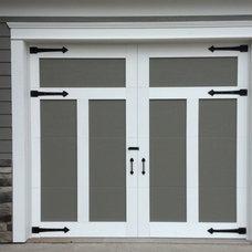 Craftsman Exterior by Designing Innovations