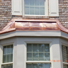 Traditional Exterior by Global Home Improvement