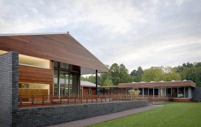 Home Designs: The U-Shaped House Plan