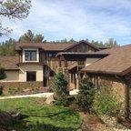 2013 parade home moose ridge cabin log home for Cabine a breckenridge
