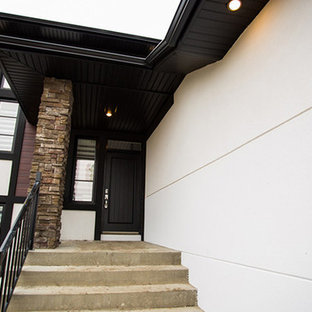 Trendy exterior home photo in Other