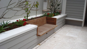 Custom Bench Seat and Cladding
