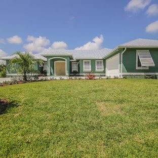 Custom Bermuda Style Home