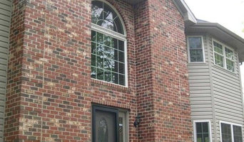 Custom Brick Masonry for Residential Home