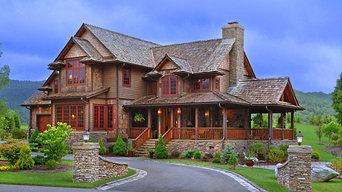 Custom Built Homes - Exteriors