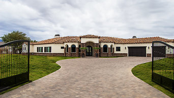 Custom Built Luxury Residence in Thousand Palms, CA