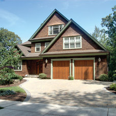 Traditional Exterior by Carriage House Developments
