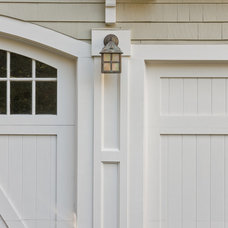 Traditional Exterior by David Sharff Architect, P.C.