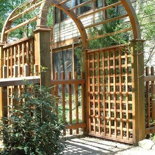 Modern exterior home idea in Atlanta