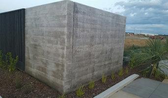 Custom Concrete at The Landing Wigram Skies