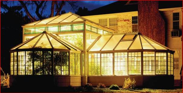 Traditional Garage And Shed by Conservatory Craftsmen