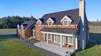 Custom Cottage House