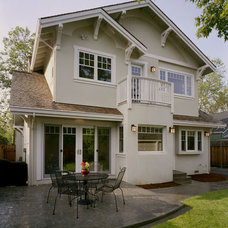 Craftsman Exterior by JCA ARCHITECTS