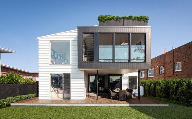 Modern Exterior by Prebuilt