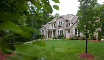 Custom French Country 1.5 Story Home in Brighton, Michigan