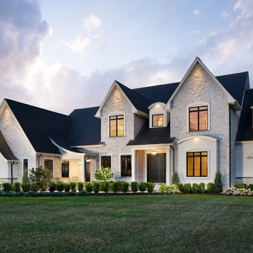 Custom French Country Style Home | Clarence, NY