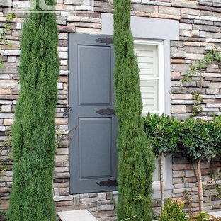 French Style Shutters Houzz
