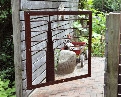 Custom Courtyard Gates Home Design Ideas Pictures