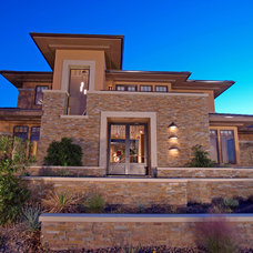 Contemporary Exterior by Marteen Moore Interior Planning