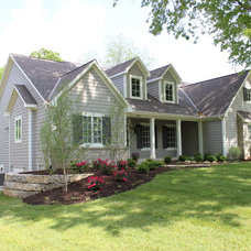 Traditional Exterior by Mack Colt Homes, Inc.