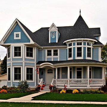 Custom Home (6WA)