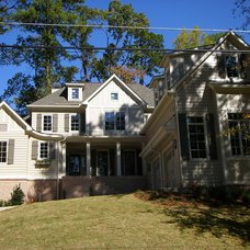 Exterior by Fitzgerald Construction