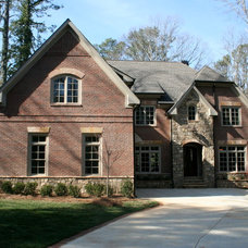 Traditional Exterior by Fitzgerald Construction