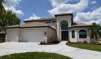 Custom Home Build, Cape Coral, Florida